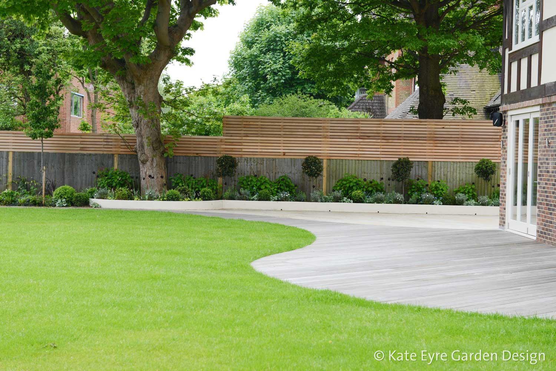 Kate Eyre Garden Design Streatham South London