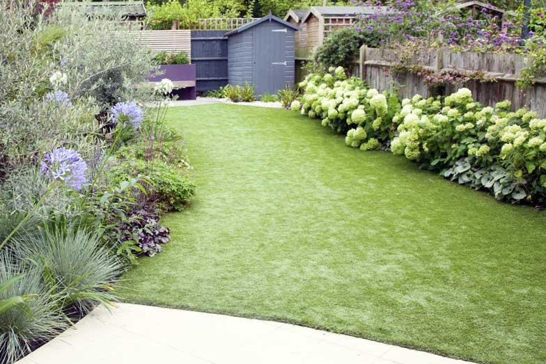 Artificial Lawn, London