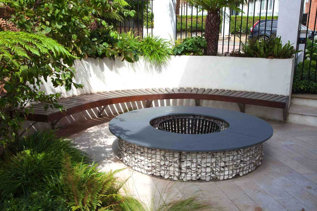 Bespoke Garden Benches In London Beautiful Garden Seating