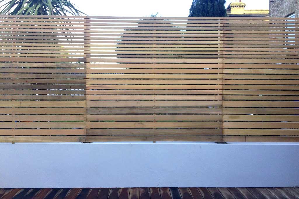 Ornate Garden Trellis Fence, 1