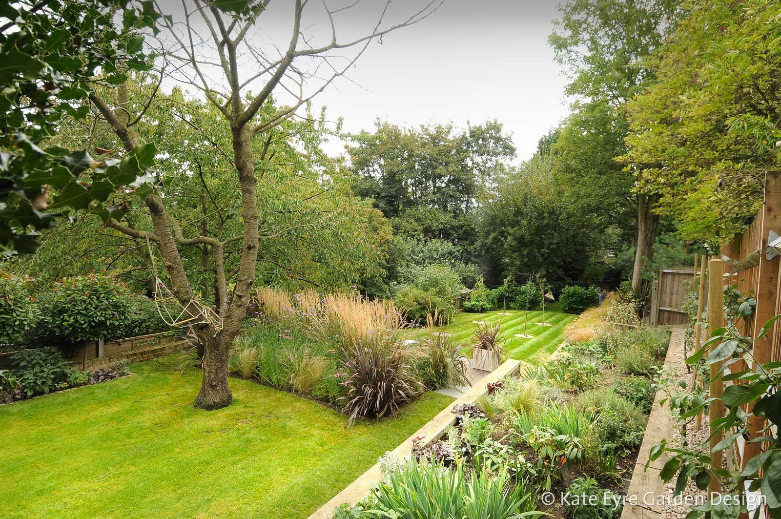 garden design in crystal palace south east london