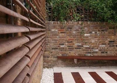 Small garden design in Argyll Rd, Kensington, 4