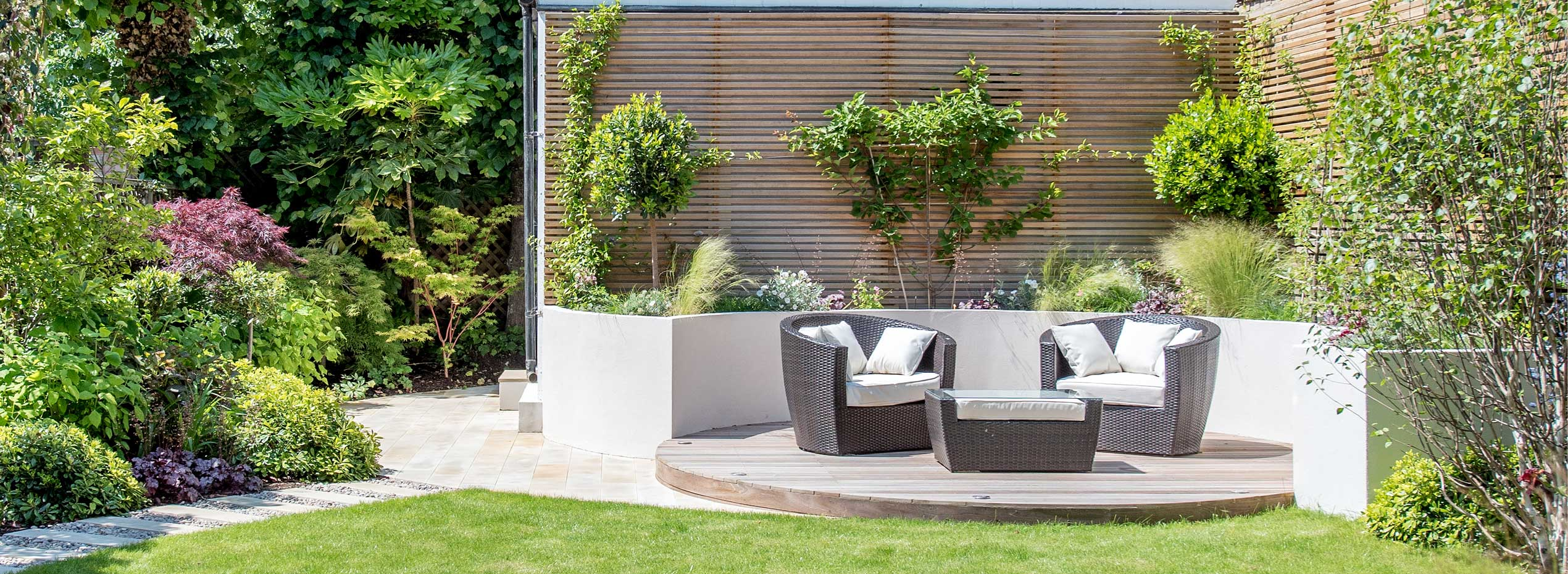 Kate Eyre Landscape Garden Design London