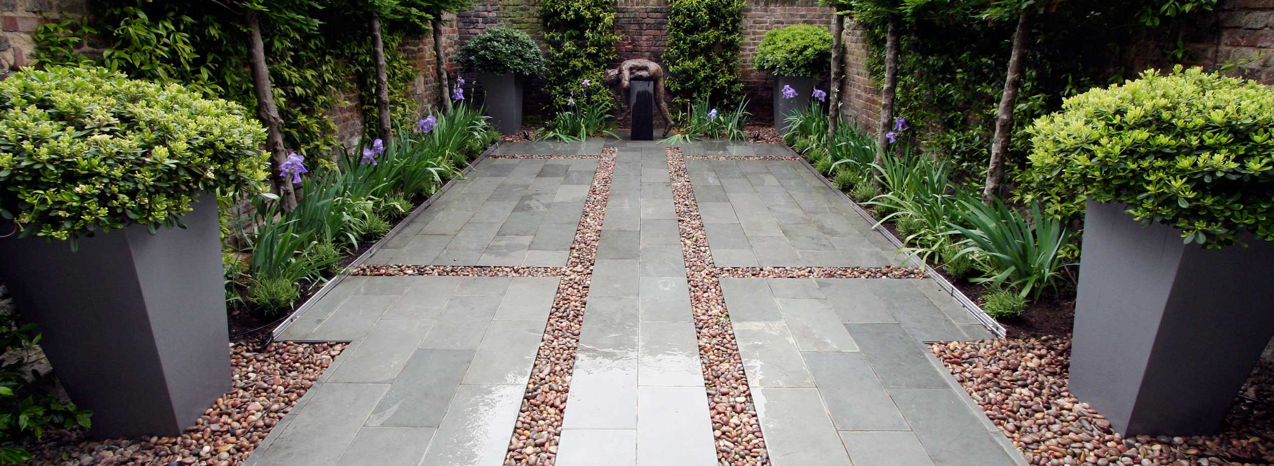 Garden Design in London, 4