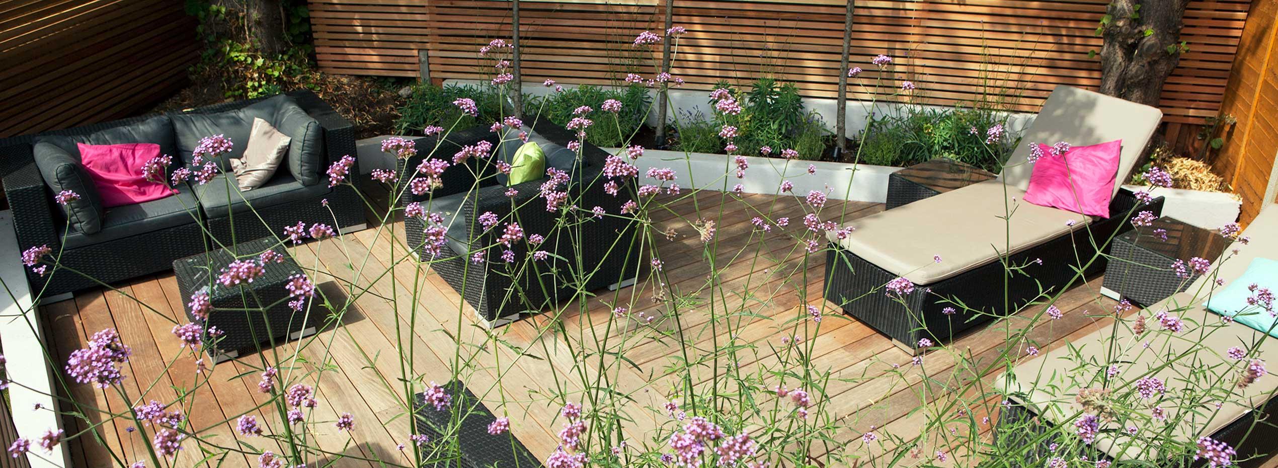 Garden Design in London, 6