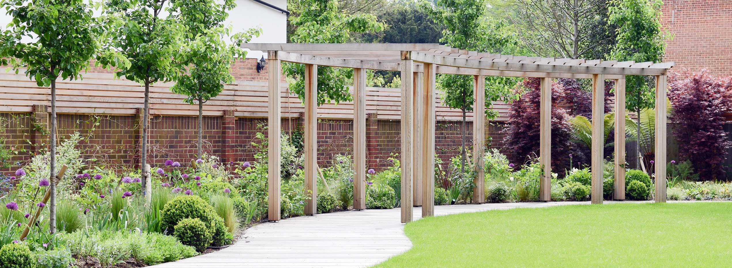 Garden Design in London, 7