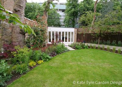 Garden Design in St John's Wood, 2