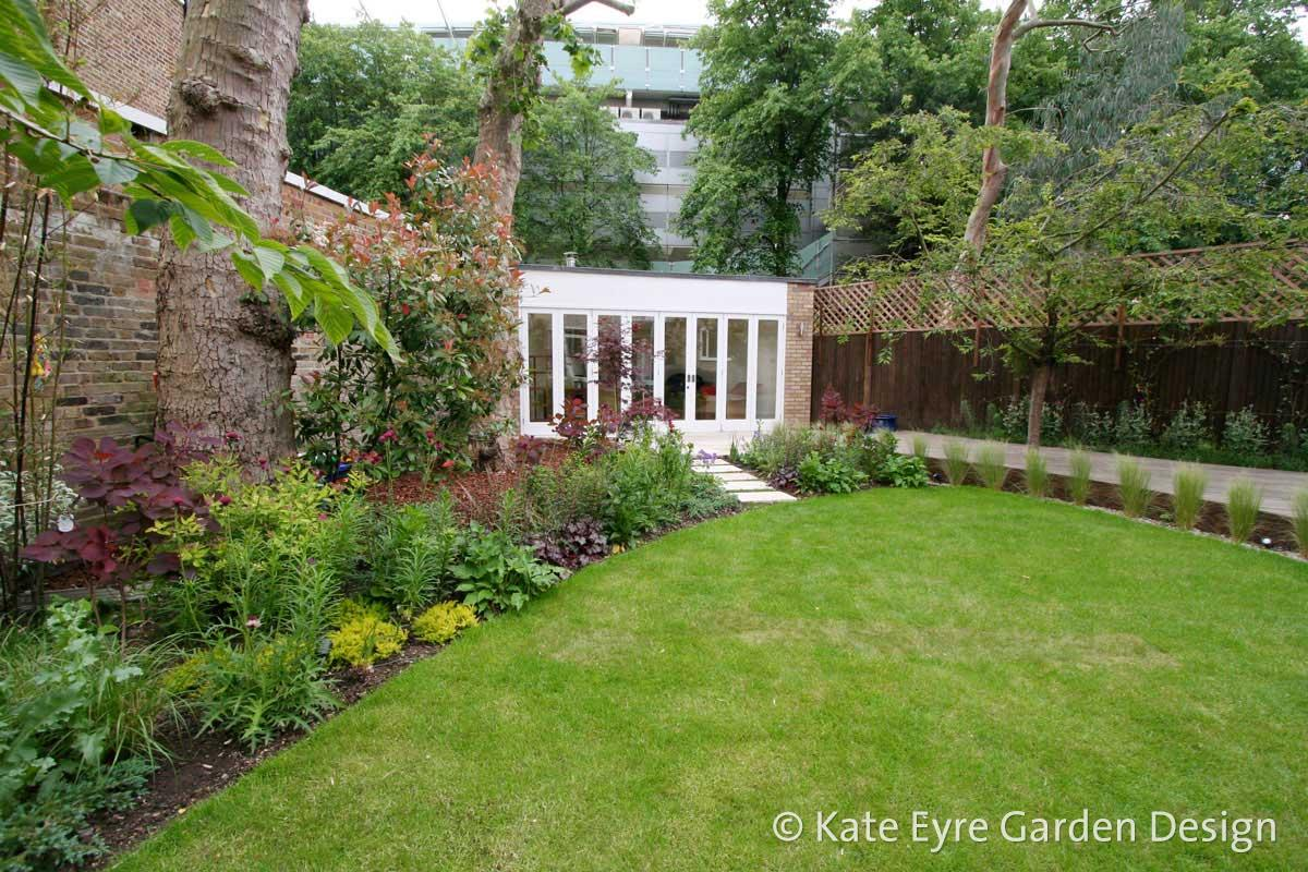 Kate Eyre Garden Design St John S Wood North West London