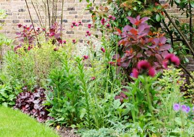 Garden Design in St John's Wood, 4