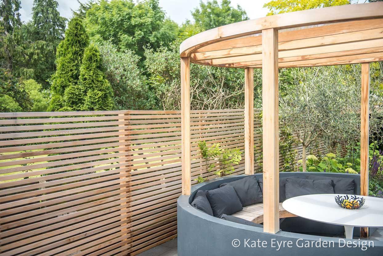 Back Garden Design in Ryecroft Road, Streatham, 5