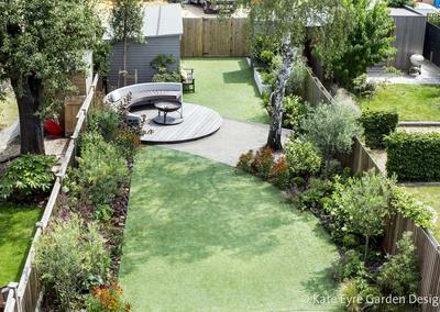 Back Garden 2, Turney Rd, 12