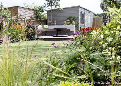 Back Garden 2, Turney Rd, 4
