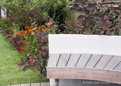 Back Garden 2, Turney Rd, 6