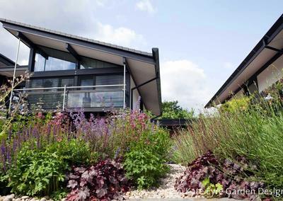 Huf House Garden Design, Dulwich, 2