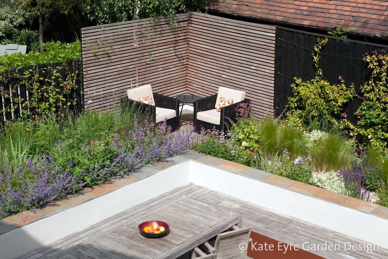 Huf House Garden Design, Dulwich, 3