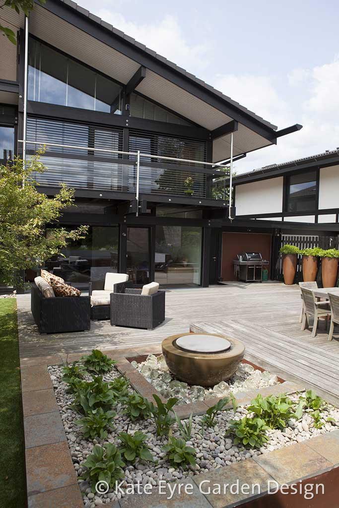 Huf House Garden Design, Dulwich, 7