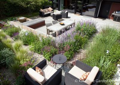 Huf House Garden Design, Dulwich, 9
