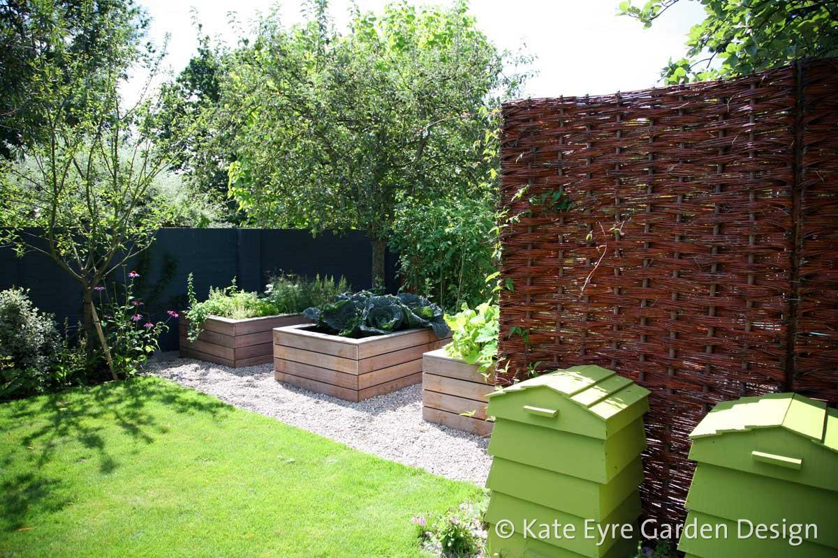 Back garden design in Dulwich Village, 4