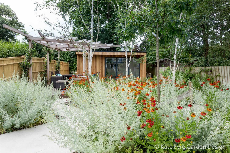 Back garden 2, Calton Ave, 1