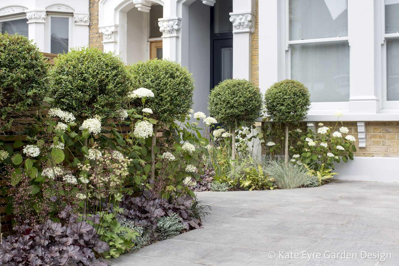 Front garden driveway, Friern Road, 1