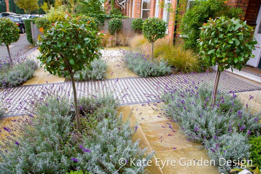 Front Garden Ideas London front garden design in londonkate eyre