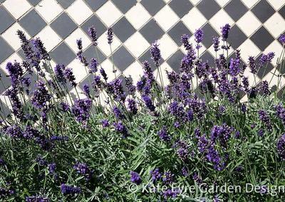 Front Garden Design 2 in Calton Avenue, London, 3