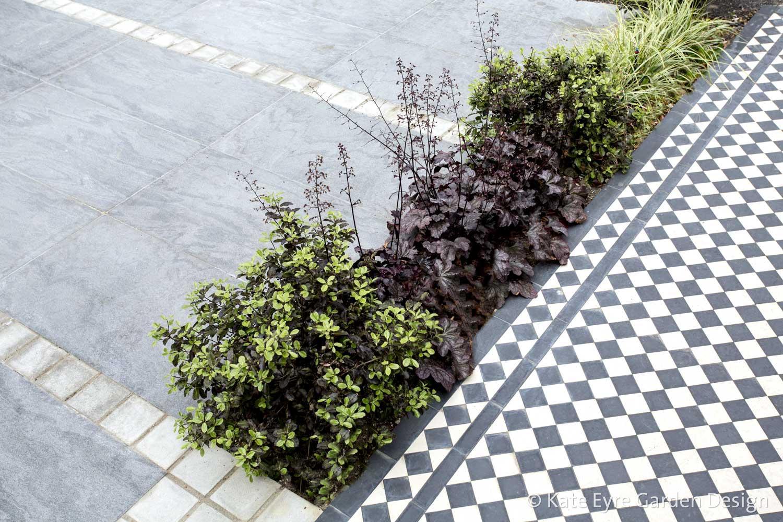 Front garden, Woodwarde Road, London, 9