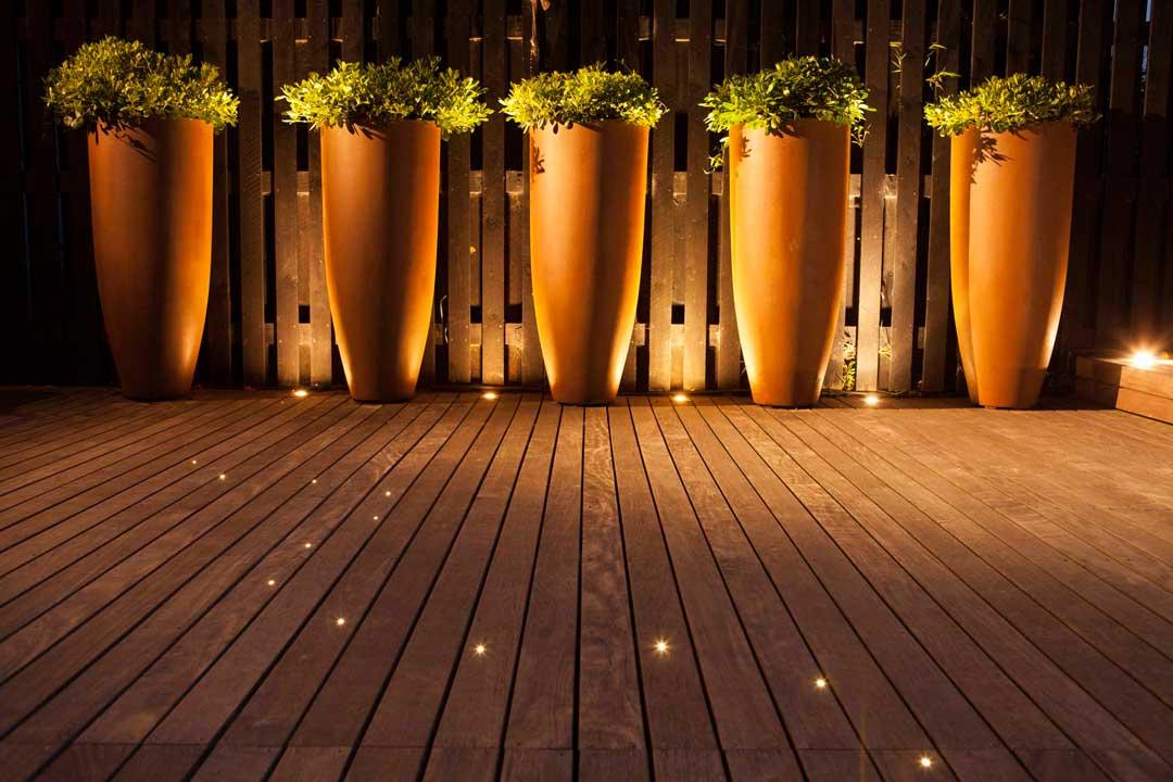 Garden Lighting Design, London, 1