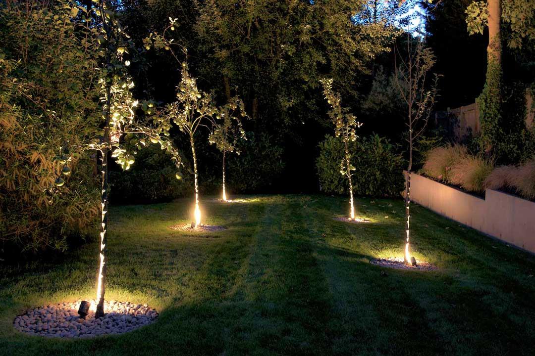 Garden Lighting Design in London | Landscape Lighting Schemes