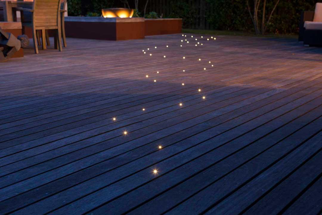 Garden Lighting Design, London, 6