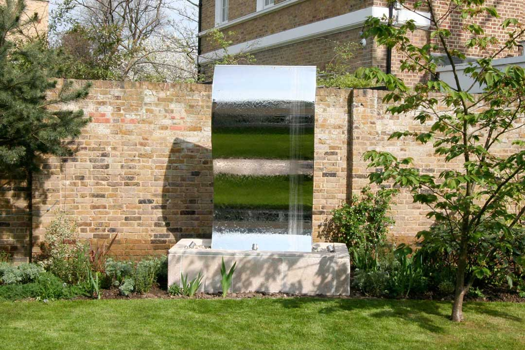 Bespoke Garden Water Feature, London, 1