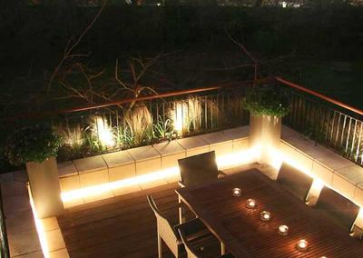 A roof garden design in Notting Hill, West London, 3