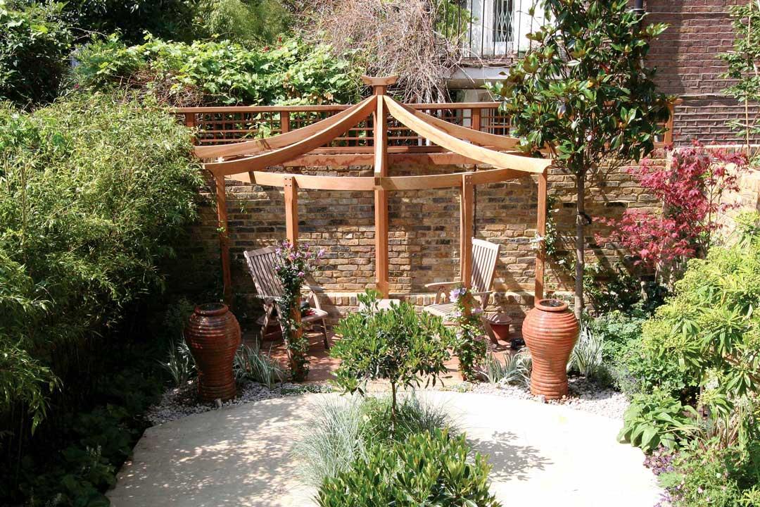 Bespoke Pergolas Amp Gazebos For Your London Garden