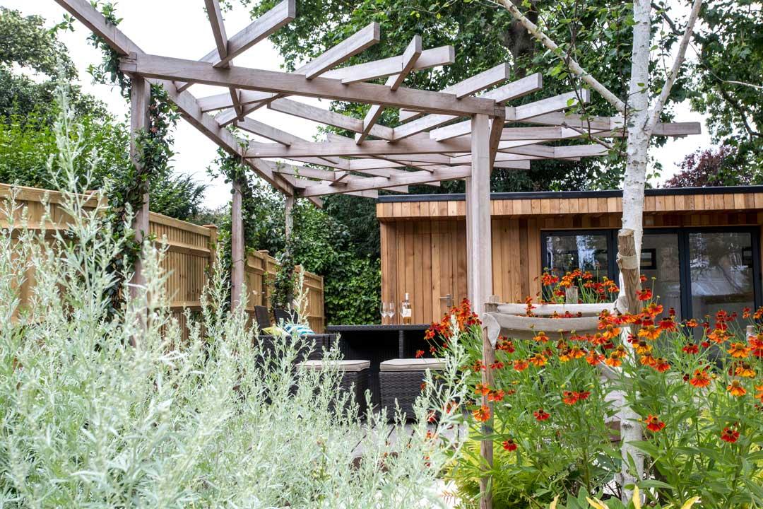 Bespoke Garden Pergola 5, London