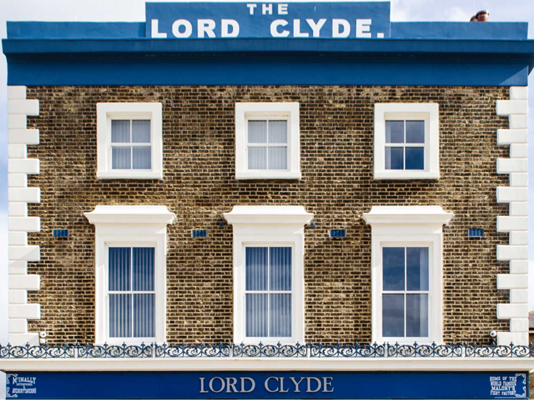The Lord Clyde pub