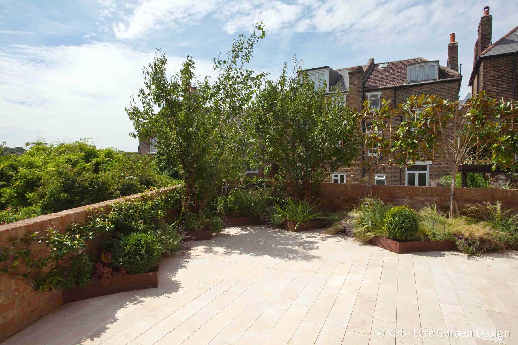 Garden Design in Crystal Palace, South-East London